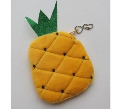 """Vaikiška piniginė """"Ananasas"""""""