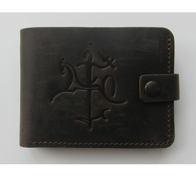 """Lietuviška piniginė su stilizuotu Vyčiu """"Orlandas"""""""