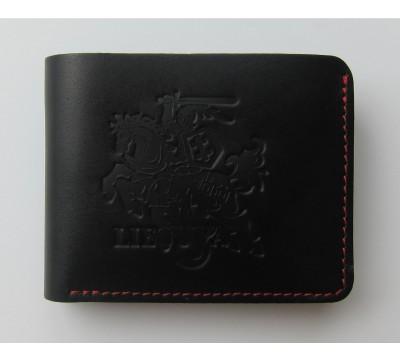 """Lietuviška kišeninė piniginė be užsegimo """"Draugas"""""""