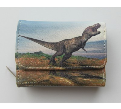 """Vaikiška piniginė su dinozaurais """"Kool"""""""