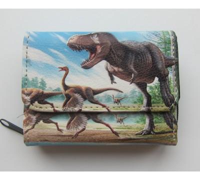 """Vaikiška piniginė su dinozaurais """"Jool"""""""