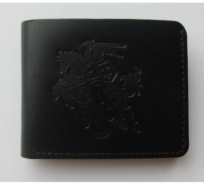 """Lietuviška kišeninė piniginė be užsegimo """"Joris"""""""