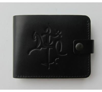 """Lietuviška piniginė su stilizuotu Vyčiu """"Agatas"""""""