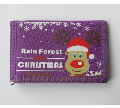 """Vaikiška medžiaginė piniginė """"Christmas"""""""