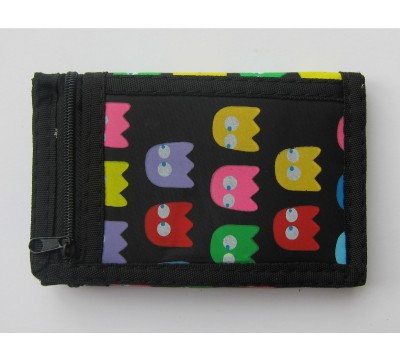"""Vaikiška medžiaginė piniginė su grandinėle """"Pacman"""""""