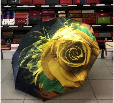 Moteriškas pusiau automatinis skėtis Nr. D