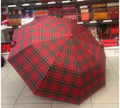 Moteriškas pusiau automatinis skėtis Nr. G