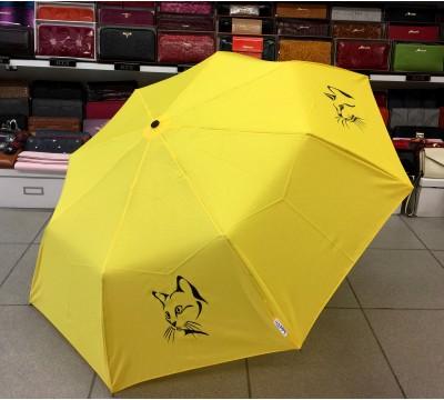 Moteriškas pusiau automatinis skėtis Nr. T