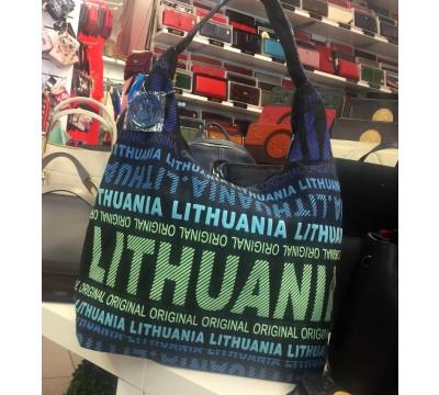 """Moteriška rankinė """"Lithuania"""""""