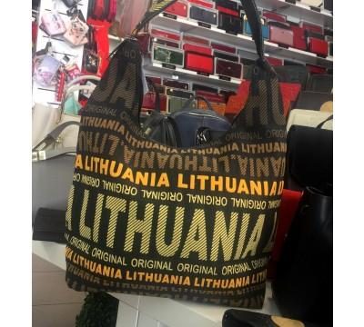 """Moteriška rankinė """"Lietuva"""""""