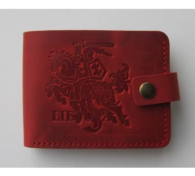 """Kišeninė lietuviška piniginė su Vyčiu """"Dion"""""""
