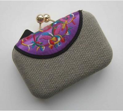 """Šventinė delninė (rankinukas) su auksiniu dirželiu """"Atėnė"""""""