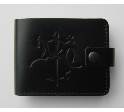 """Kišeninė lietuviška piniginė su stilizuotu Vyčiu """"Stedas"""""""