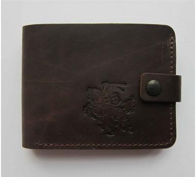 """Lietuviška piniginė su mažo Vyčio simbolika """"Kęstas"""""""