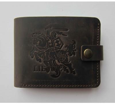 """Lietuviška piniginė su dėžutės tipo centine """"Airūnas"""""""